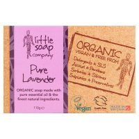 Little Soap English Lavender Soap Bar