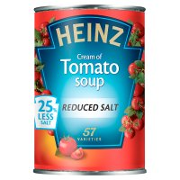 Heinz  Classic reduced salt cream of tomato soup