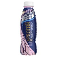For Goodness Shakes Protein Water Blackcurrant
