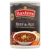 Baxters Chef Selections Beef & Ale Soup