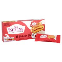 Mr Kipling victoria slices