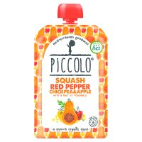 Piccolo Red Pepper & Chickpea