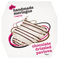Handmade Meringue Co. chocolate pavlova