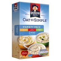 Quaker Oat So Simple variety porridge cereal