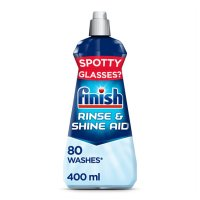 Finish shine & dry rinse aid