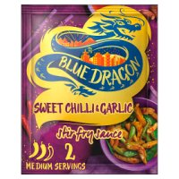 Blue Dragon stir fry sauce sweet chilli
