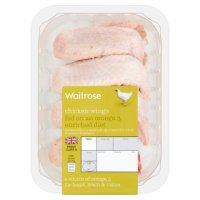 Waitrose Omega 3 chicken wings