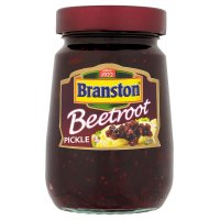 Branston beetroot pickle