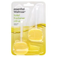 essential Waitrose Freshener Citrus
