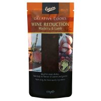Epicure wine reduction - Madeira & lamb