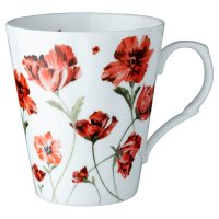 Waitrose Heritage Field Poppy Mug