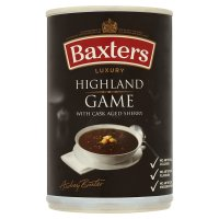 Baxters Luxury highland game soup