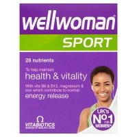 Wellwoman sport & fitness 30 Tabs