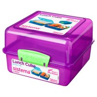 Sistema Lunch Cube Container