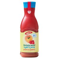 Innocent Light & Juicy Peach & Raspberry