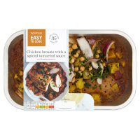 Waitrose ETC Chicken Tamarind Sauce