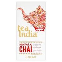 Tea India masala chai 40 tea bags