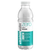 Glaceau Vitaminwater Essential plastic bottle