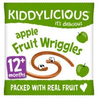 Kiddylicis apple fruit wriggles apple