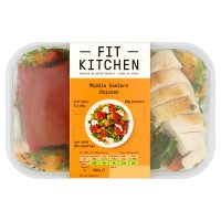 Fit Kitchen Middle Eastern Chicken