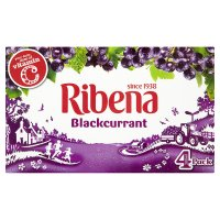 Ribena blackcurrant