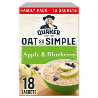 Oat So Simple Family Pack 20s Apple & Blueberry
