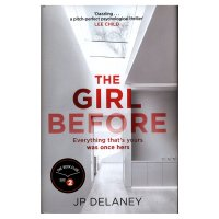 The Girl Before JP Delaney