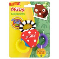 Nuby Playful Teethers Twista Ball