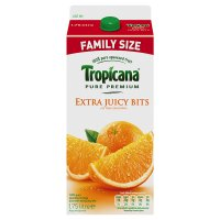 Tropicana Juice Orange Extra Juicy Bits