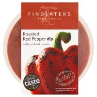 Findlater's roasted red pepper dip