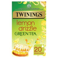Twinings Lemon Drizzle Green Tea