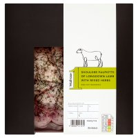 Waitrose Longdown Lamb Shoulder Paupiette