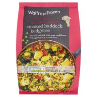 Waitrose Frozen Smoked Haddock Kedgeree