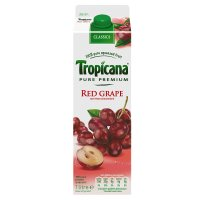 Tropicana red grape juice