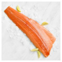 Waitrose Entertaining Fresh Whole Scottish Salmon Fillet
