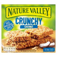 Nature Valley crunchy coconut crunch