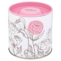 Waitrose Peony & Rose Candle Tin