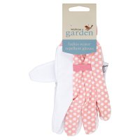 Waitrose Garden Ladies Water Repellent Gloves