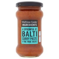 Waitrose balti curry paste