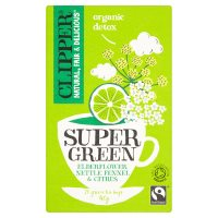 Clipper Fairtrade Super Green Detox