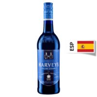 Harveys Bristol Cream Spanish Sherry