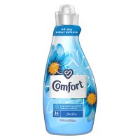 Comfort blue 42 wash fabric conditioner