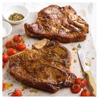 British Beef T-Bone Steak