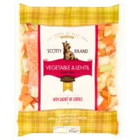 Scotty Brand vegetable & lentil soup mix