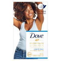 Dove Maximum Protection original clean cream anti-perspirant deodorant
