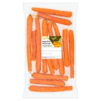 Limited Selection Sweet Carrots