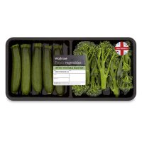 British Vegetable Selection