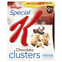 Kellogg's Special K chocolate clusters