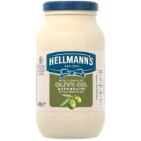 Hellmann's with olive oil