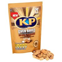 KP Oven Baked Sea Salt Peppercorn Peanuts & Cashews